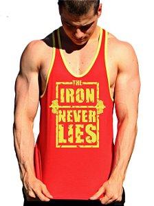 Regata Cavada The Iron Never Lies com viés