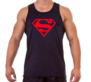 Regata Masculina Superman