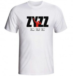 Camiseta ZYZZ - O Legado
