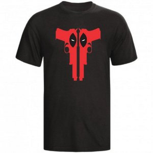 Camiseta Deadpool 2