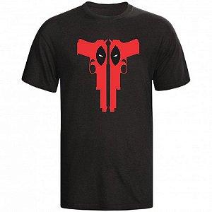 Camiseta Deadpool 2