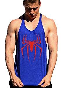 Regata Cavada Homem Aranha