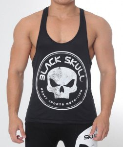Regata Cavada Black Skull