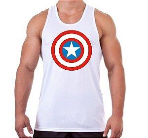 Regata Masculina Capitão América