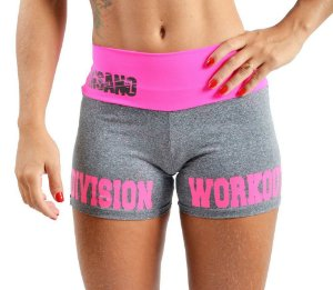 Short Insano Workout Division