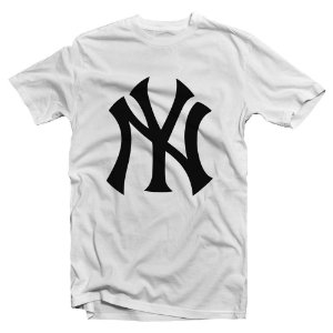 Camiseta New York Branca