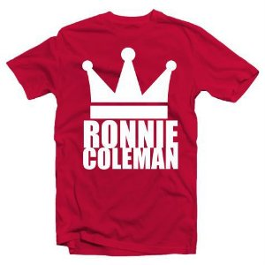 Camiseta Ronnie Coleman