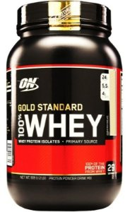 Whey Protein Isolate 100% Gold Standard 907g On Optimum Nutrition