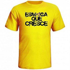 Camiseta Esmaga Que Cresce 2