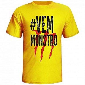 Camiseta Vem Monstro