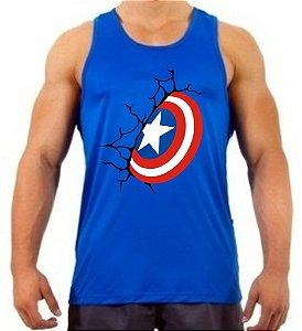 Regata Masculina Capitão América 2