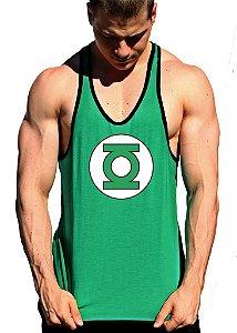 Regata Cavada Lanterna Verde com viés
