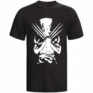 BOX DE OFERTAS - Camiseta Wolverine Preta