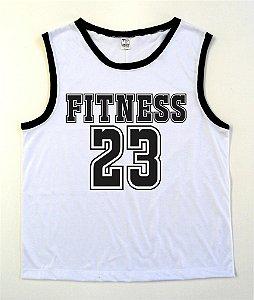 Regata Basqueteira Fitness 23