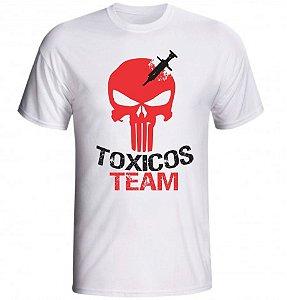 Camiseta Toxicos Team
