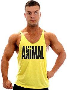Regata Super Cavada Animal cor Amarela