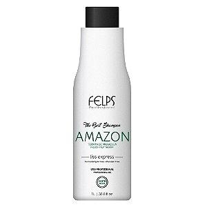Felps Profissional Shampoo que Alisa Amazon  1000ml.