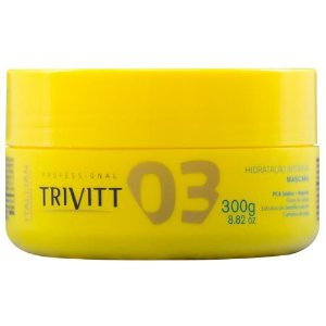 Trivitt Máscara De Hidratação Intensiva 300g ,