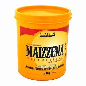 Máscara de Hidratação Glaten Maizzena 1kg.