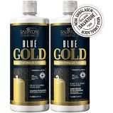 Blue Gold   de 500 ml alisa 100%