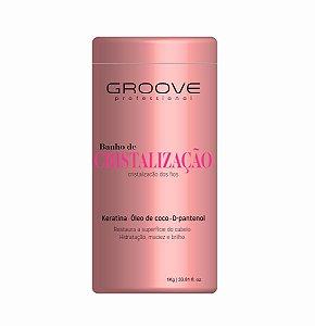 Banho de Cristalização 1Kg - Groove Professional