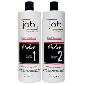 Progressiva Protop Beauty Experience (Passo 1 e 2) 1L - Job Hair Professional