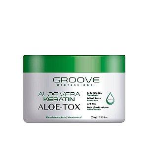 Botox Aloe Vera Keratin Aloe-Tox 300g - Groove Professional