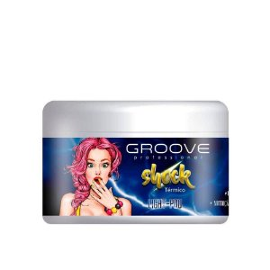 Groove Professional| Máscara Shock Térmico Light-Poo 300g