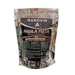 Nanovin A| Argila Preta - 500g