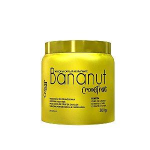 Máscara Capilar Hidratante Bananut Cronotrat 500g - Qatar Hair