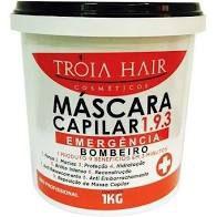 Máscara Capilar 1.9.3 Emergência 1 kilo Tróia Hair