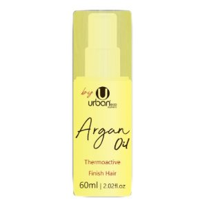 Finalizador Argan Oil (Óleo de Argan) 60ml - Urban eco