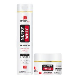 Kit Nutry Whey 380ml - Urban eco