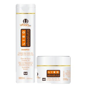 Kit Liso Absoluto 380ml - Urban eco