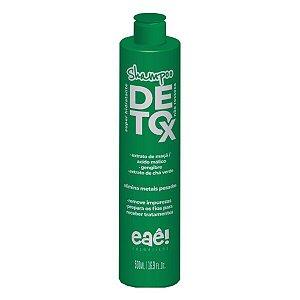 Detox Shampoo Hidratante 500ml - Eaê! Cosméticos