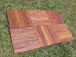 Deck em módulos - Fácil e prático para montar