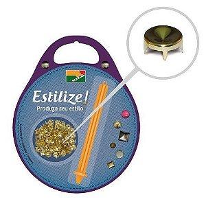 KIT Estilize - Funil (50 Tachas + Aplicador)