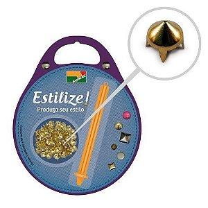 KIT Estilize - Spike (50 Tachas + Aplicador)