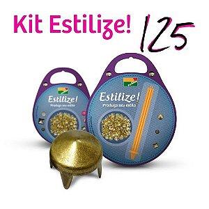 KIT Estilize 125 - Cone (125 Tachas + Aplicador)