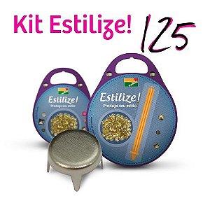KIT Estilize 125 – Reto  (125 Tachas + Aplicador)