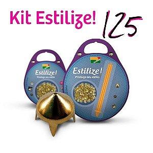KIT Estilize 125 - Spike (125 Tachas + Aplicador)