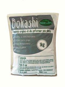 Bokashi - Adubo Orgânico - Manah da terra - 1kg