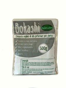 Bokashi - Adubo Orgânico - Manah da terra - 500g