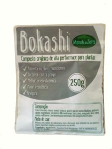 Bokashi - Adubo Orgânico - Manah da terra - 250g