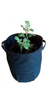 Kit saco para plantar batatas - com sementes - Manah da Terra