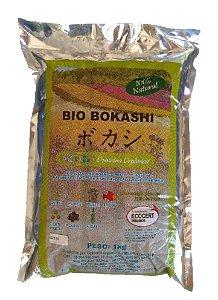 Bio Bokashi Farelado - Fertilizante Orgânico - 1kg