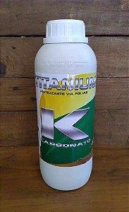 Potássio - Carbonato - Titanium - Fertilizante - 1l