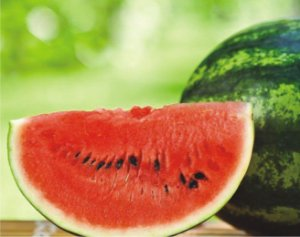 Melancia Crimson Sweet - 80 Sementes - Isla- Frete grátis