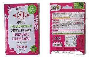 Adubo Organomineral Completo Para Frutação e Floração - 5ml - Isla [Rende 1 litro] - Frete Grátis