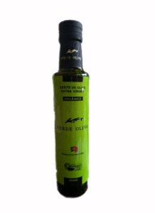 Azeite Orgânico - Verde Oliva - 250ml